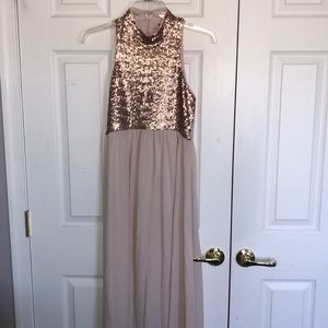 Forever 21 Contemporary Full Length Dress